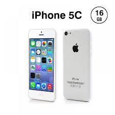 Apple iPhone 5C 16GB, White ...