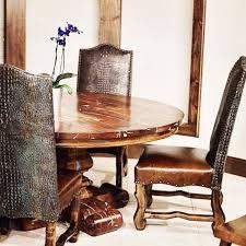 Dining Tables Modern Rustic Furniture Adobeinteriorscom