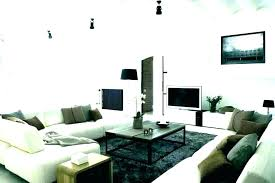 black couches coffee table size for sectional best living room without rules sofa l so