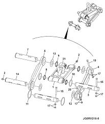 Js220 Long Carriage Tier 4 Spare Parts