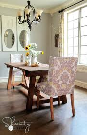 how i changed the color on rush seat chairs in my own style home goods dining