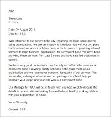 Introduction Letter For New Business To Client Company