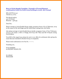 Certificate Format In Word Confirmation Letter Format In Word New