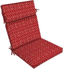 geometric high back patio chair cushion for high back free patio garden outdoor
