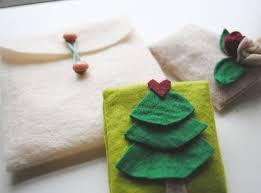 Felt Christmas Tree  Princess Pinky GirlEasy Christmas Felt Crafts