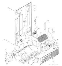 Ge Profile Refrigerator Problems Ge Profile Refrigerator Parts Motherboard Refrigerator