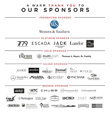 the fashion show dress for success public sponsor links