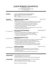 Google Docs Templates Resume