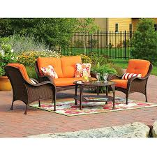 amazing outdoor wicker furniture for lake island conversation set replacement cushions 57 resin wicker patio furniture