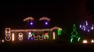 Slayer Christmas Light Show Metallica Christmas Light Show