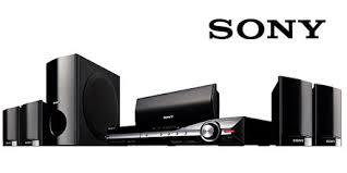 home theater system sony. sony dav-dz280 dvd home cinema system theater