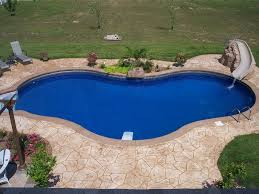 stamped concrete pool patio. Pool Large-size Patio Decking Pavers Parrot Bay Pools Spasparrot Stamped Concrete. Design Concrete