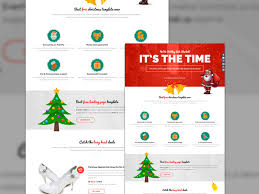 Free Christmas Website Templates Santago Affiliate Christmas Website Free Psd Psdexplorer
