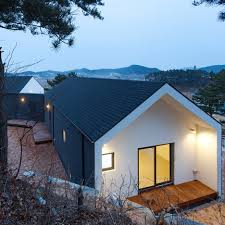Bow-wow House by Design Band YOAP is a guesthouse for dog lovers in rural  South Korea