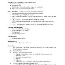 Resume Samples For High School Students Objectives Save High School