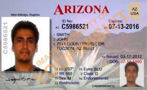 Od Card Id Card Id Arizona Id Arizona Od Arizona
