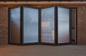 sliding door internal blinds. External View Of The Manually Operated Blinds With Internal Pull Cords. Sliding Door