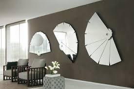 Decorations : Unique Mirror For Living Room Design Featuring ...