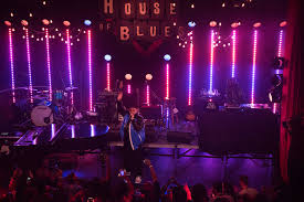House Of Blues New Orleans Seating Chart House Of Blues New Orleans Live Nation Special Events