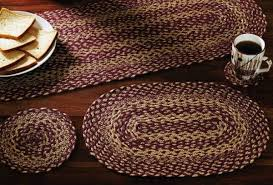 braided jute collection offers placemats trivets coasters rugs and runners braided jute is very eco friendly using 100 natural strong jute fiber