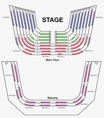 Todd Wehr Theater Seating Chart Diagram Png Image