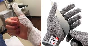 These Cut Resistant Gloves Are Gonna Make Sure You Dont Cut