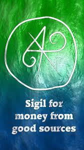 деньги из хороших источников руны символы глифы и викканство