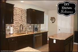 Refinishing Cabinets Diy Refinishing Veneer Kitchen Cabinets The S Of Get The Look Of New