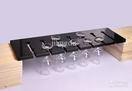 2018 wooden wall mounted wine glass rack wall wine glass rack wine rack cup holder from jiangdu 54 16 dhgate com
