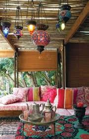 Decorating: Moroccan Outdoor Garden Furniture - Moroccan House