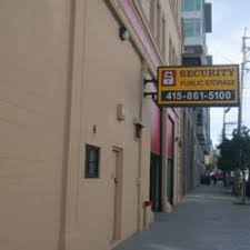 Photo of American Storage - San Francisco, CA, United States. Office Hours 8