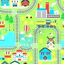 childrens car rug train track target cool lovely city landscape seamless pattern for play mats rugs