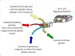 v rectifier wiring diagram wiring diagram motorcycle rectifier wiring diagram the