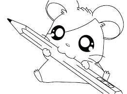 Baby Animal Coloring Page Rollingmotorsinfo