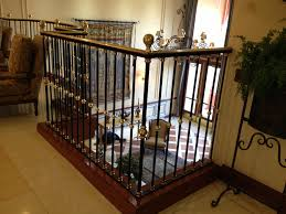 Wrought Iron Color Exterior Wrought Iron Railing Designs