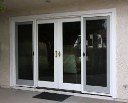 exterior doors with screens and windows. sliding french patio doors with window sides - bing images exterior screens and windows