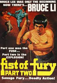 Streaming fist of fury