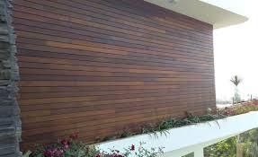 wood cladding exterior wall wood