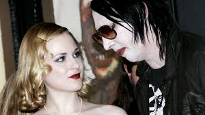 Evan Rachel Wood accuses Marilyn Manson of 'years of horrific abuse' after  'grooming as a teenager'   Ents & Arts News