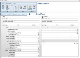 Mystratus Web Invoice Reference