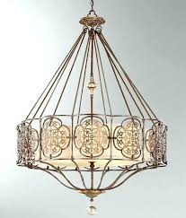 pottery barn clarissa chandelier glass drop chandelier crystal