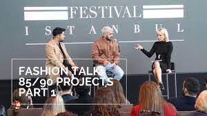 Fashion Talk: Eymen Topçuoğlu & Can Esat Yalkın in Conversation with Bediz  Yıldırım (Part 1/2) - YouTube