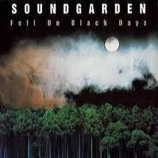 Soundgarden Chart History Fell On Black Days Wikipedia