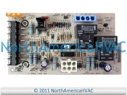york luxaire coleman furnace control board 031 01264 001