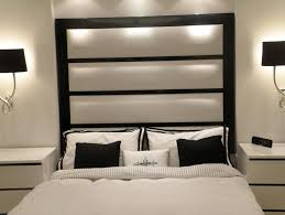 terrific wall mounted headboards for king size beds photo design