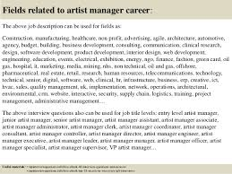top  artist manager interview questions and answers