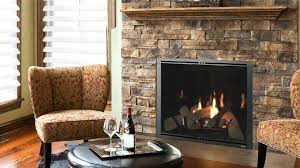 ventless propane gas fireplace gas insert