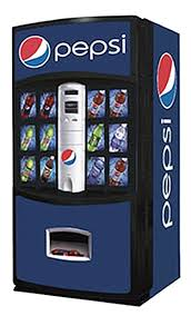 Small Pepsi Vending Machine Mesmerizing Vending Machine Windsor Executive Class Food