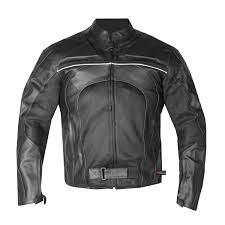 new men s razer motorcycle biker armor mesh leather black riding jacket 1 of 6only 5 available