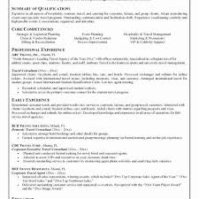 17 Pretty Sample Resume For Tourism Students Sierra